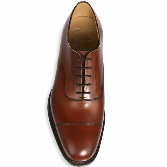 the latest 9f52b ef8f6 Church's Men's Classic Leather Dress Shoes